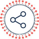 Social Sharing Symbol