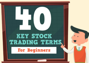 Key stock trading terms for beginners